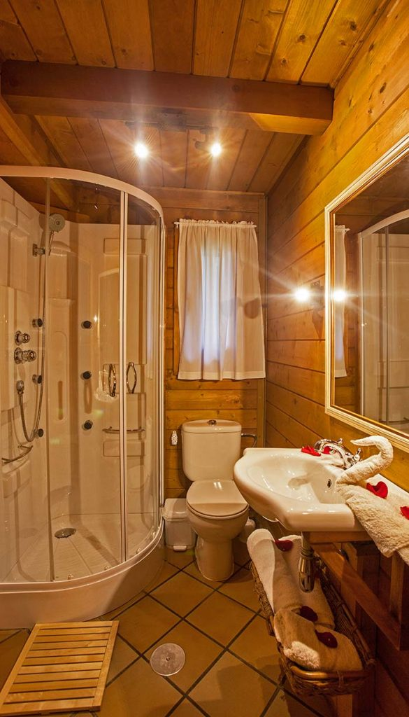 interior-de-cabanas-lires-baño