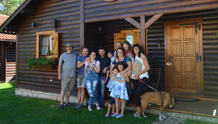 Regala una experiencia inolvidable en Cabañas de Lires